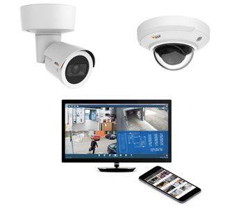 Videoüberwachung und fachgerechte Montage
